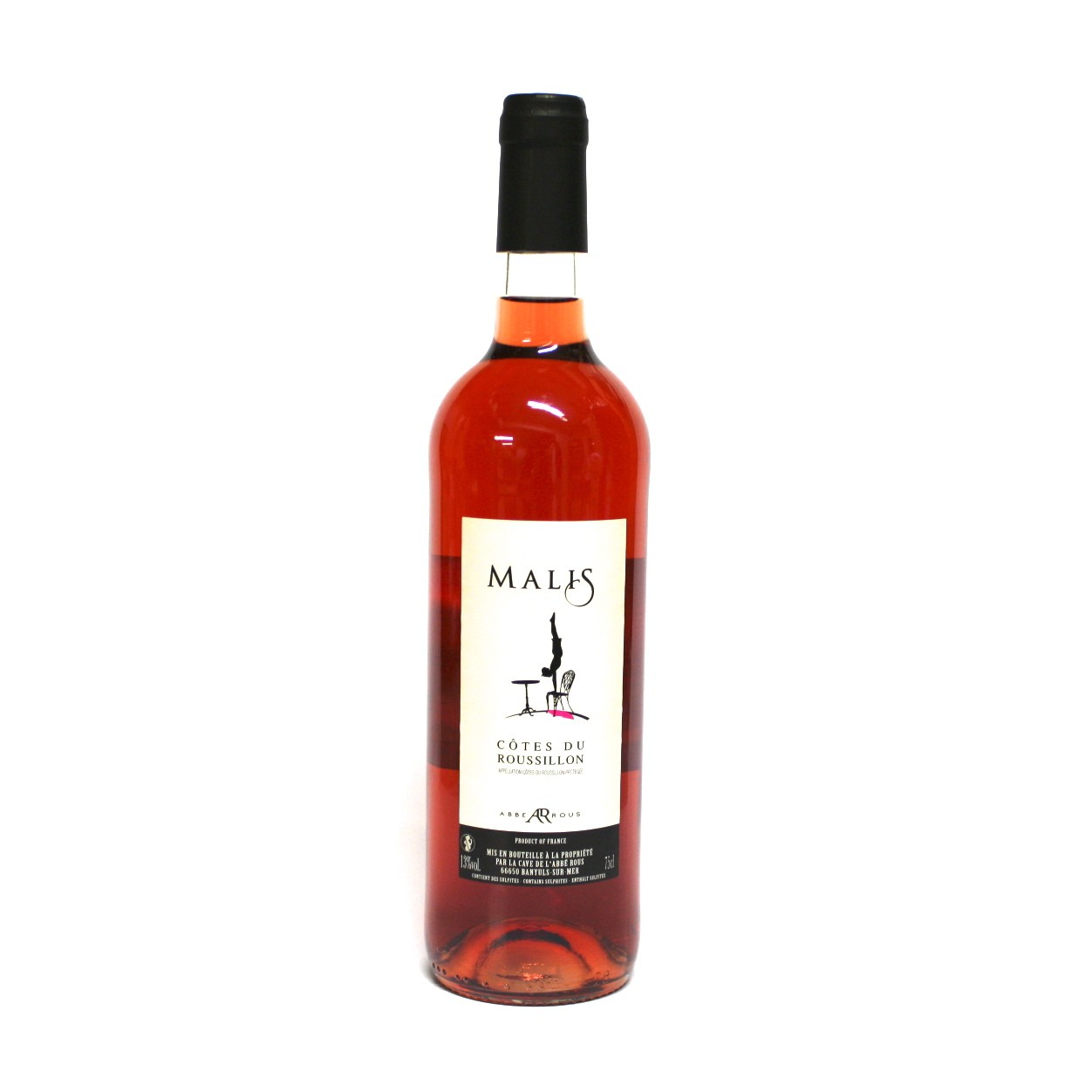 pink meadow roussillon 2016 75 cl